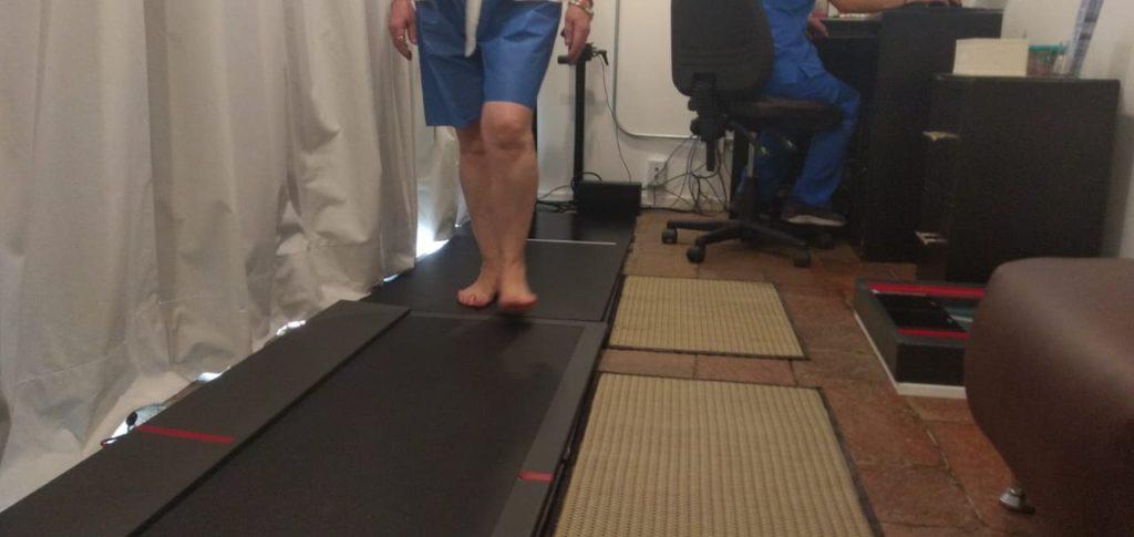 baropodometro evaluacion pie